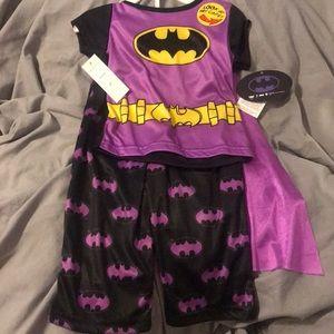 Other - NWT Batgirl PJ's